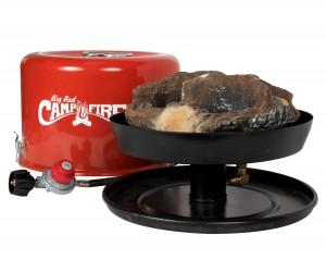 Camco 58035 Big Red Campfire