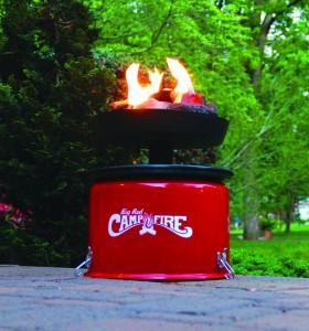 Camco 58035 Big Red Campfire Review