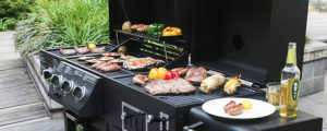 Commercial BBQ Grills