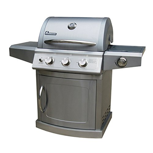 Landmann 42211 Falcon 3 Burner LP Gas Grill