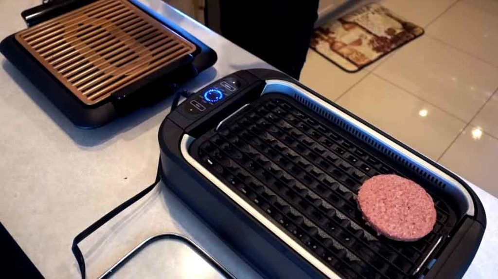 Power smokeless grill better than competitors