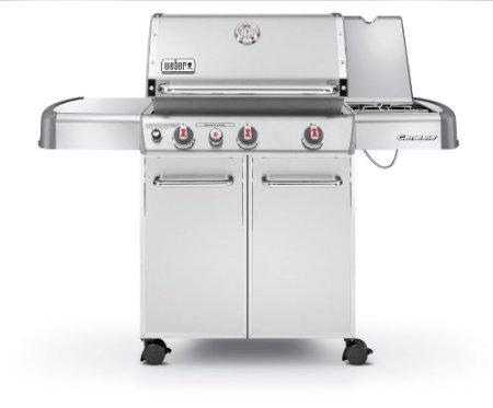 Weber Genesis S-330 Review