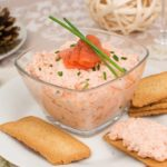 Alder Smoked Salmon Spread with Jalapeno Cream Cheese