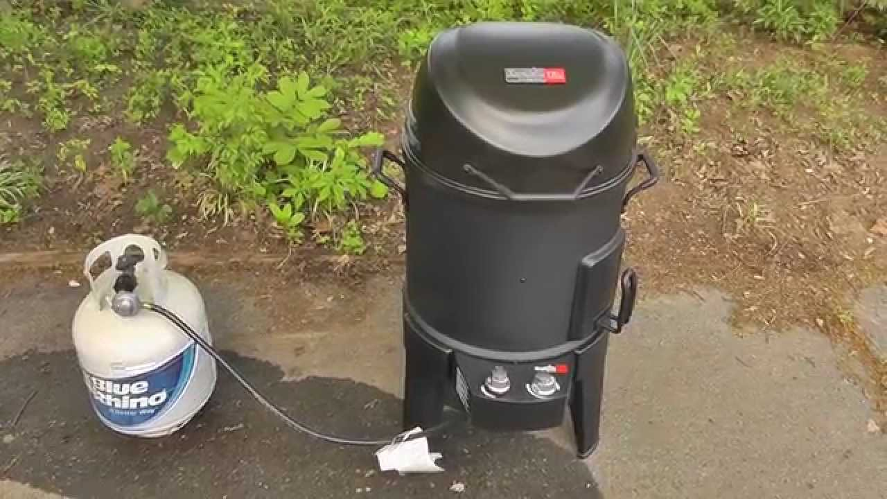 Char-Broil - Help for The Big Easy® Infrared Turkey Fryer