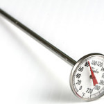Dial Instant Read BBQ Thermometer