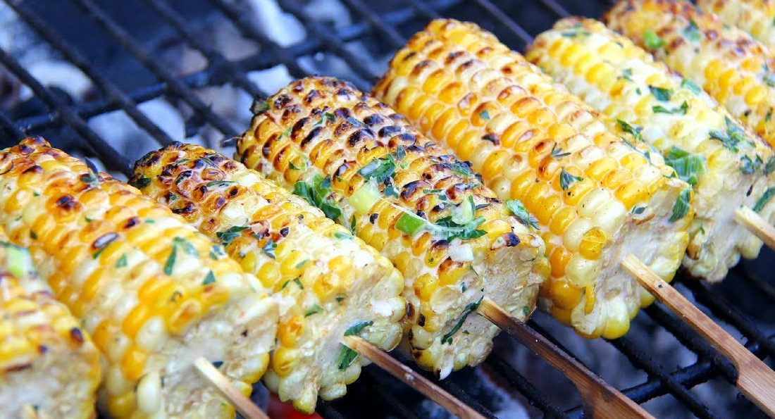 Grilled Corn on the Cob | Grill Outlet