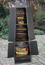 Landmann patio BBQ cooker