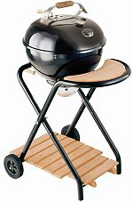 Outdoor Chef Classic Charcoal 480 Barbecue (BLACK)