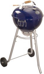 OutdoorChef Barb Easy Charcoal 480 Barbecue (BLUE)