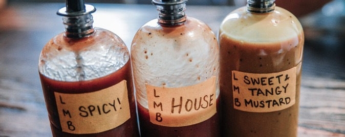 Regional BBQ Sauces