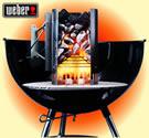 Weber Chimney Starter - Charcoal Accessory