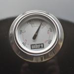 Weber Smokey Mountain Dial BBQ Thermometer