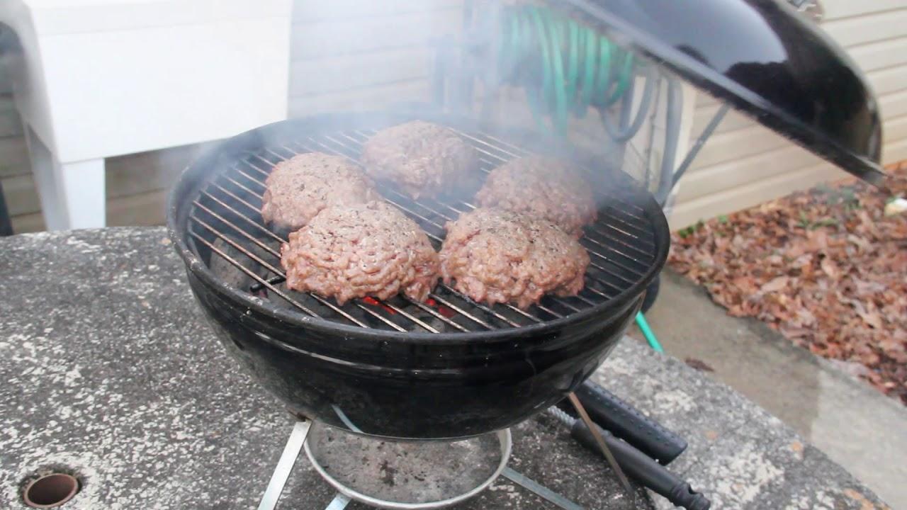 Weber Smokey Joe 14-Inch Charcoal Grill