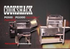 Cookshack PG500 Fast Eddy's Pellet Grill Review